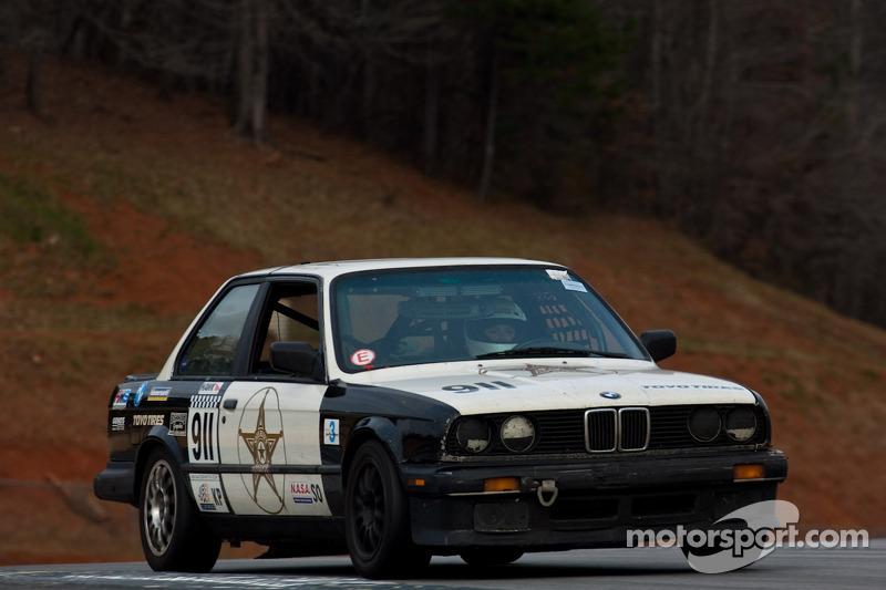 1987 BMW 325is: Laura Patton