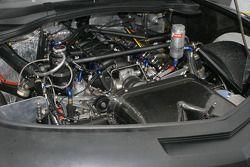 #97 Stevenson Motorsports Camaro GT.R engine