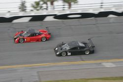 #77 Doran Racing Ford Dallara: Memo Gidley, Brad Jaeger, Michel Jourdain & #90 Spirit of Daytona Racing Porsche Coyote: Antonio Garcia, Buddy Rice
