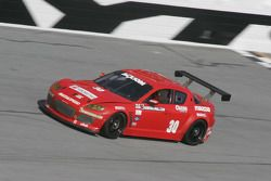 #30 Racers Edge Motorsports Mazda RX-8: Glenn Bocchino, Jade Buford, Jordan Taylor