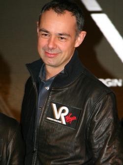 Nick Wirth, Teknik Direktörü