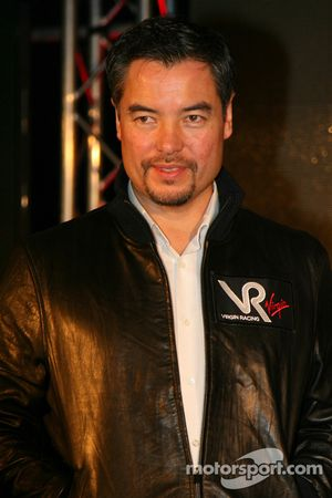 Alex Tai, Virgin Racing CEO and Team Principal