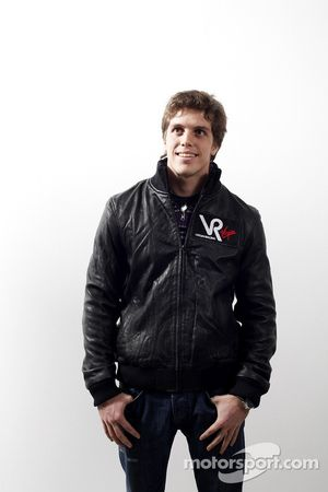 Luiz Razia, test driver