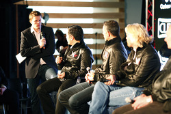 Questions ve answers ve Virgin Racing Takım Patronus