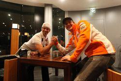KTM: Marc Coma y Cyril Despres