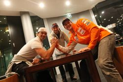 KTM: Marc Coma, Martin Freinademetz y Cyril Despres