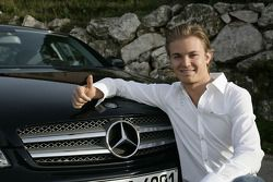 Nico Rosberg, Mercedes driver in 2010