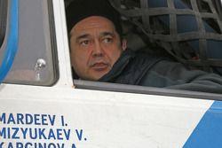 Team Kamaz-Master: Ilgivar Mardeev