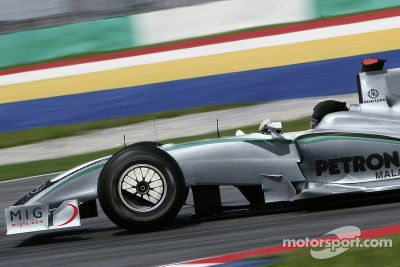 Mercedes Grand Prix Concept Car