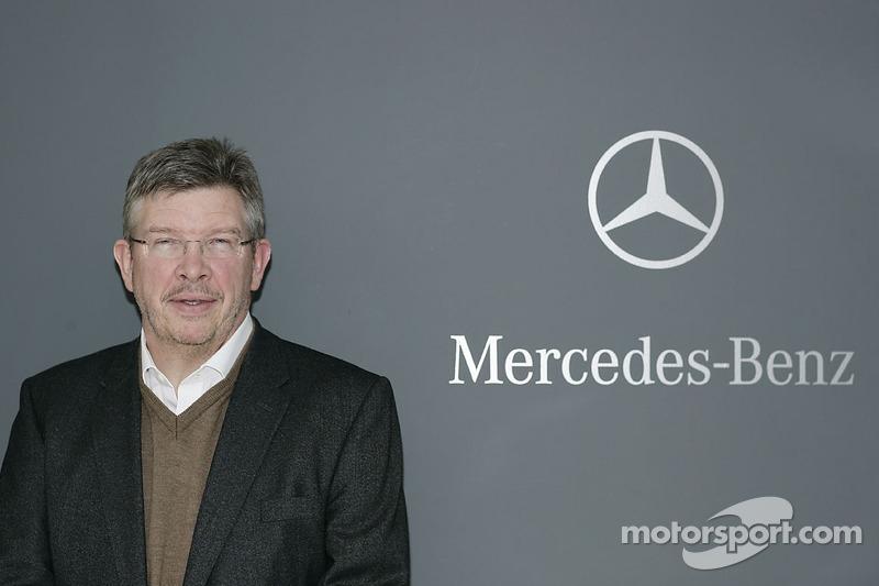 Росс Браун грамотно воспользовался моментом и удачно продал свою команду Mercedes