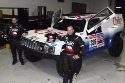 Team Gordon: Carlo De Gavardo et Juan Pablo Rodriguez