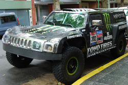 #302 Hummer of Robby Gordon and Andy Grider