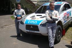 JMB Stradale Off Road: Carlos Sousa & Matthieu Baumel