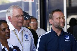 Dr. Ulrich Hackenberg, et Kris Nissen