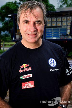 Volkswagen Race Touareg 2: Carlos Sainz