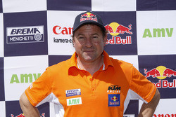 Jordi Arcarons, team manager for KTM supported teams