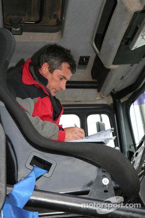 Boarding in Le Havre: Team Casteu