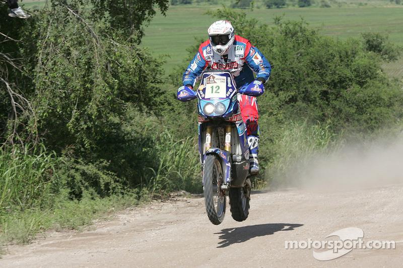 #12 Yamaha: David Fretigne