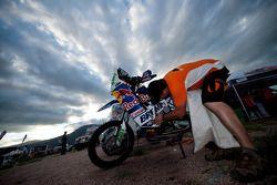El KTM de Henk Knuiman