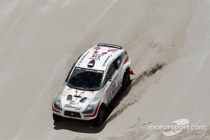 #318 Mitsubishi: Nicolas Misslin & Jean-Michel Polato