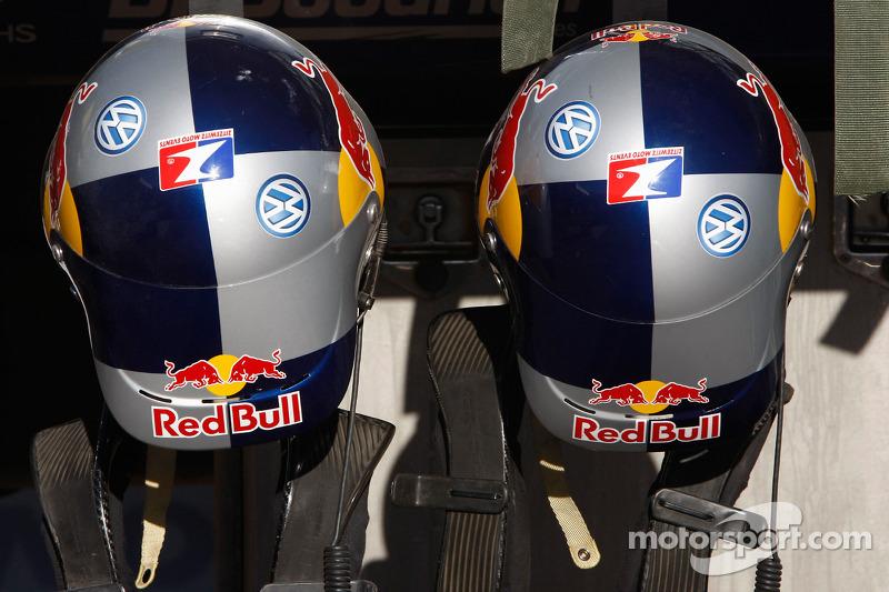 Cascos de Volkswagen Motorsport
