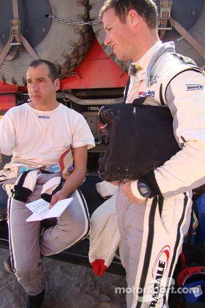 Carlos Sousa en Matthieu Baumel