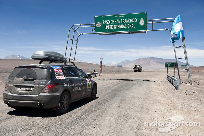 Frontera Argentina-Chile