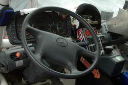 #533 Mercedes de Thomas Wallenwein et Serge Cabiro (Détails)