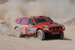 #313 Nissan: Christian Lavieille y Jean-Paul Forthomme