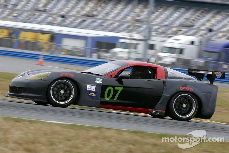 #07 Godstone Ranch Motorsports/Team MBR Corvette: Paul Edwards, Davy Jones, John McCutchen, Leighton