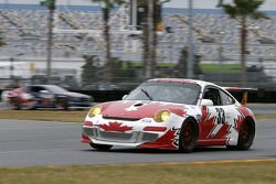 #33 Bullet Racing Porsche GT3: Ross Bentley, Sean McIntosh, Kees Nierop, Darryl Oyoung, Steve Paquet