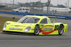 #90 Spirit of Daytona Racing Porsche Coyote: Antonio Garcia, Darren Manning, Paul Menard, Buddy Rice