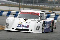#7 Starworks Motorsport BMW Riley: Kasper Andersen, Mike Forest, Bill Lester, Dion von Moltke