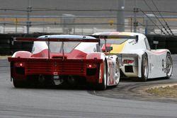 #01 Chip Ganassi Racing with Felix Sabates BMW Riley: Marino Franchitti, Scott Pruett, Memo Rojas, J
