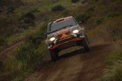 #309 Mitsubishi: Miroslav Zapletal y Tomas Ourednicek