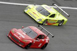 #30 Racers Edge Motorsports Mazda RX-8: Glenn Bocchino, Jade Buford, Todd Lamb, Jordan Taylor, #90 S