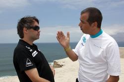 Ricardo Leal dos Santos y Carlos Sousa