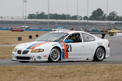 #21 Matt Connolly Motorsports Pontiac GTOR: Mauro Casedei, Peter London, Gabrio Rosa