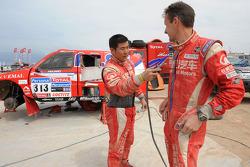 Yong Zhou y Sylvain Poncet