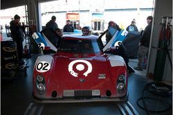 #02 Chip Ganassi Racing avec Felix Sabates BMW Riley