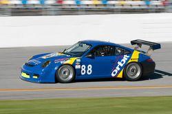 #88 Orbit Racing Porsche GT3: G. John Baker, Guy Cosmo, Johnny Mowlem, Lance Willsey
