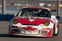 #33 Bullet Racing Porsche GT3: Ross Bentley, Sean McIntosh, Kees Nierop, Darryl Oyoung, Steve Paquette