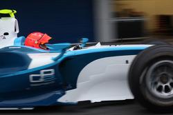 Michael Schumacher test GP2 Car