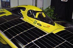 University of Michigan zonnewagen Infinium