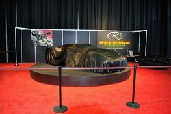 Revenge Designs Verde Supercar waiting to be unveiled