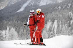 Vittoriano Guareschi y Casey Stoner