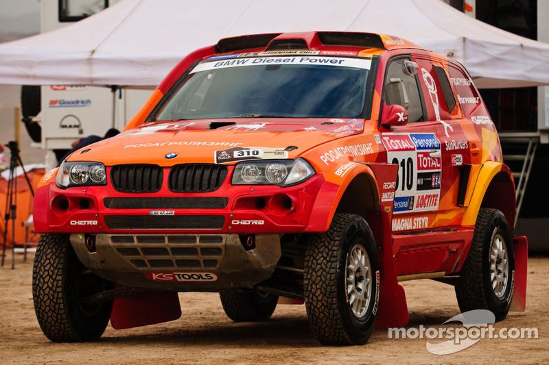 #310 BMW de Leonid Novitskiy et Andreas Schulz