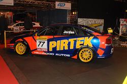 Andrew Jordan 2010 Pirtek BTCC Vectra