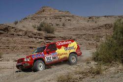 #342 Nissan: Jean-Pierre Strugo & Yves Ferri