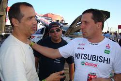 Carlos Sousa y Guilherme Spinelli